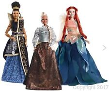 Disney A Wrinkle in Time Mrs. Which, Mrs. Who, Mrs. Whatsit Barbie Set IN STOCK!