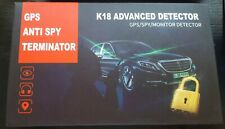 K18 Advanced Detector Gps, Spy, Monitor Detector