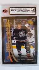 Alex Ovechkin 2005-06 Stars In The Making Rookie Card KSA Graded 9.5!!