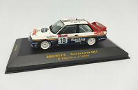 IXO 1:43 - RAC040 BMW M3 #10 Tour de Corse 1987 Beguin / Lenne