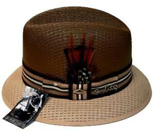 Men's Danny De La Paz Special Edition Signature Brown Kaki Lowrider Hat