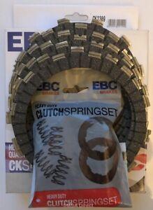 EBC Heavy Duty Clutch Friction Plates and Spring Kit for YAMAHA XVS650 Dragstar