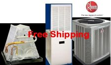 4 Ton R-410A 14SEER Mobile Home Heat Pump System Condenser /E Furnace /Coil