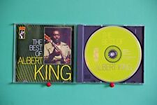 ALBERT KING – THE BEST OF ALBERT KING - 15 TRACK 1998 CD