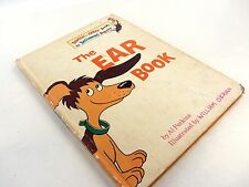 Beginner Books - THE EAR BOOK Al Perkins William O'Brian - 1968 bright & early