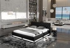 Upholstered Bed Designerbett Bedstead Quilted Luxury Double Bed Bellino