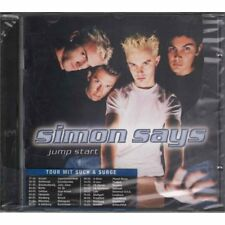 Simon Says CD Jump Start / Hollywood Records Sigillato 4029758218327