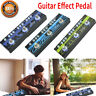 Rowin 3 in 1 Pedal Effect Delay Roto Engine Reverb Electric Bass Guitar Effect
