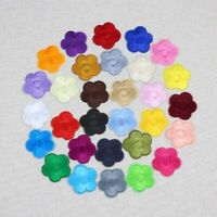 12/120Pcs Rose Daisy Flower Patch Embroidered Iron/Sew-On Applique DIY Badge