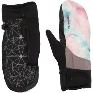 DAKINE Insulated Water Repellant Aurora ELECTRA Winter MITTENS Womens LARGE NEW
