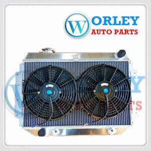 QLD Alloy Radiator Fan HOLDEN HQ HJ HZ HX LH LX Kingswood Torana V8 253 308 AT