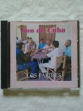 "LOS FAKERIS ""SON DE CUBA ""CARIBBEAN TROPICAL GUAGUANCO AUDIO CD"