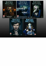 BATES MOTEL DVD FULL SERIES - Seasons 1-5 (1,2,3,4,5) Region 2 *New & Sealed *