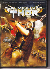 Almighty Thor (DVD) Very Good