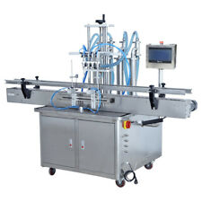 5-5000ML FOUR HEAD LIQUID FILLING MACHINE MINERAL BOTTLE WATER FILLING MACHINE