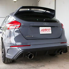 """MBRP 2016-2018 FORD FOCUS RS 2.3L TURBO 2.3T 3"""" STREET CATBACK EXHAUST SYSTEM AL"""