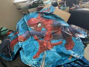 Marvel The Amazing Spider-Man Super Shape Birthday Foil Balloon New!!!