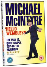 Michael McIntyre: Hello Wembley! DVD (2009) Michael McIntyre ***NEW***