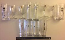 Collection Of 12 Suntory Whisky Tumbler/Glasses,  Japanese Whisky, Whisky Glass