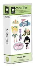 NEW!!  Cricut cartridge Twinkle Toes!  Lite / Retired/ HTF!  Free shipping!