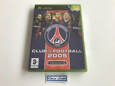 Club Football 2005 - PSG Paris Saint-Germain - Xbox - PAL FR - Neuf Sous Blister
