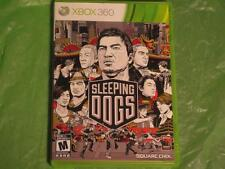 Complete Sleeping Dogs for Xbox 360