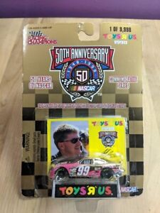 Racing Champions 50th anniversary Toysrus 1998 #99 Exide JEFF BURTON