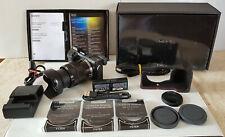Sony Alpha NEX-7 24.3MP Digitalkamera Kit mit 18-55mm Objektiv.