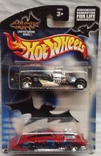 2003 HOT WHEELS 2-PACK LIMITED EDITION HALLOWEEN HIGHWAY DRACO RACER & EVIL TWIN