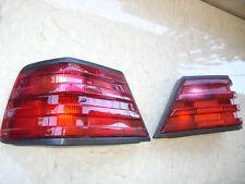 Original W124 Rote  fifft Rücklichten