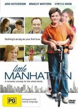 LITTLE MANHATTAN dvd Josh Hutcherson    FREE POSTAGE