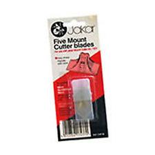 Jakar Mount Cutter Blades - Pack of 5