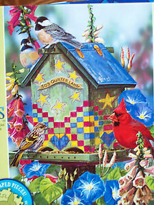 .PUZZLE......JIGSAW.....GRENDE...Quilter Lane......750pc.