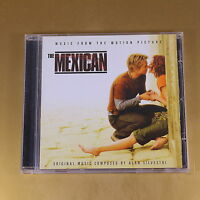 THE MEXICAN - ORIGINAL SOUNDTRACK - 2001 - OTTIMO CD [AI-241]