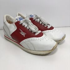 VTG Asics Tiger For Color Pacers Of Dallas Cheerleading Shoes Women's Size 8