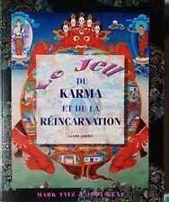 Le jeu du KARMA et de la REINCARNATION / CLAIRE LUMIERE