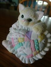 2002 Enesco Calico Kittens #104080 I'm Ready to Cuddle with You! C0/619