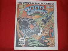 "2000AD COMIC PROG 433 31ST AUG 1985 (""SLAINE"" PAT MILLS SCRIPT) VERY GOOD COPY"