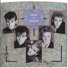 "Duran Duran - Save A Prayer (Arena) - Scarce 1984 USA 2 track promo 7"""