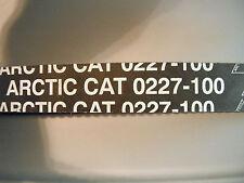 NOS Arctic Cat 0227-100 Drive Belt