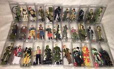 $$ Huge GI JOE Vintage Joe Lot! Snake Eyes, Scarlet, Spirit, Sci-Fi & More! $$
