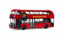 Paddington Bear New Routemaster Bus - Diecast Scale 1:76 - Corgi NEW