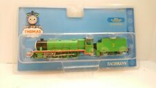 Bachmann HO Train Thomas & Friends Henry The Green Engine w/ Tender New & Sealed