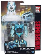 Transformers Titans Return Deluxe Class Autobot Flintlock & Sergeant Kup