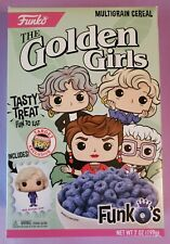 FUNKO POP! FUNKO'S CEREAL ~ THE GOLDEN GIRLS ~ BETTY WHITE (ROSE) ~ TARGET EXCL.