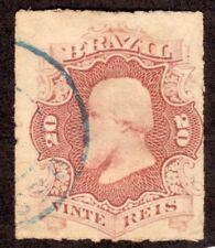 KAPPYSstamps 17834 BRAZIL SCOTT 62  USED  CV $30