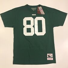Mitchell & Ness Green Bay Packers Donald Driver Jersey T Shirt Men's Size Large