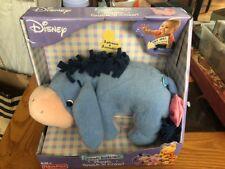Fisher Price Disney Pooh Babies EEYORE Magic Touch 'n Crawl