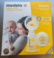 Medela Swing Flex 2-Phase Electric Breast Pump FACTORY SEALED NEW