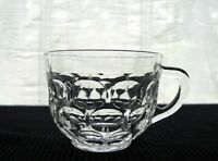 Federal Glass Clear Yorktown 6 ounce Punch Snack Cup